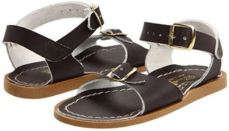 Salt Water Sandal by Hoy Shoes Surfer (Toddler/Little Kid) (Brown) Kid's Shoes