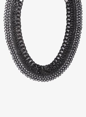 Torrid Multi-Chain Bib Necklace