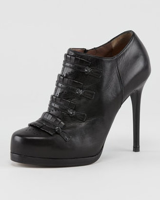 Tabitha Simmons Nessy Leather Bootie
