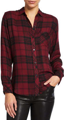 Rails Hunter Long-Sleeve Button-Down Shirt