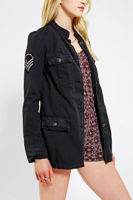 Urban Outfitters Ecote Canvas Military Jacket