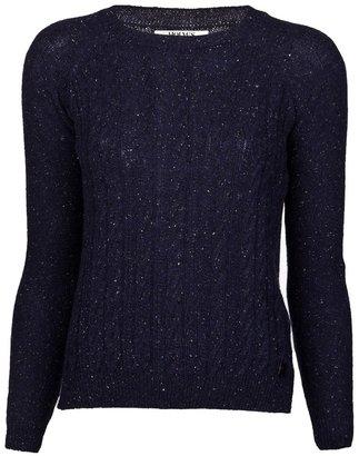 Holmes & Yang speckled cashmere blend sweater