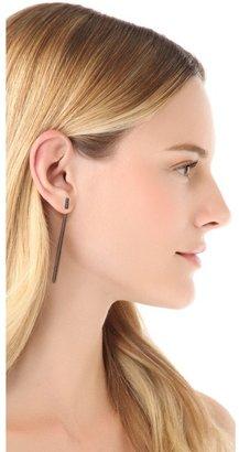 Elizabeth and James Berlin Linear Post Earrings