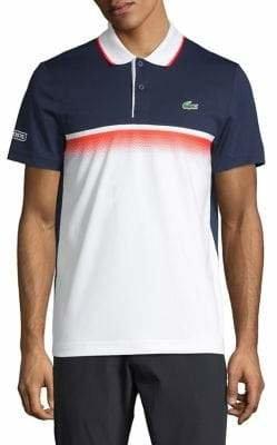 Lacoste Logo Short-Sleeve Polo