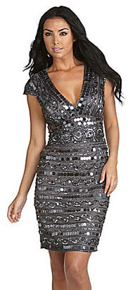 Night Way Sequin Dress