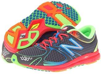 New Balance WR1400 (Black/Rainbow) - Footwear