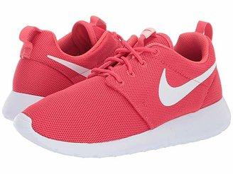 Nike Roshe One (Atmosphere Grey/Orange Pulse) Women's Shoes