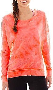 Energie Tie-Dyed Sweatshirt