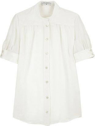 Karl Lagerfeld K Zoe gathered blouse