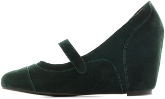 Jeffrey Campbell Worth a Thousand Whirls Wedge
