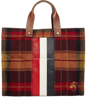 Brooks Brothers Large Pocket Tote