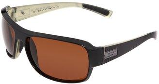 Smith Optics Rambler Polarized (Black/Copper Polarized) - Eyewear