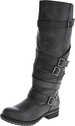 Madden Girl Women's Lilith Motorcycle Boot $79.95 thestylecure.com
