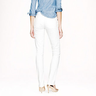 J.Crew Matchstick jean in white