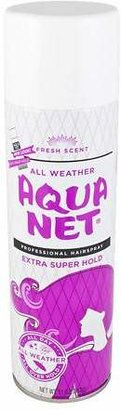 Aqua Net Professional Hair Spray Fresh Fragrance Scented