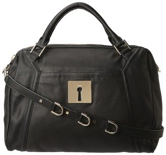 Botkier Key Satchel (Black) - Bags and Luggage
