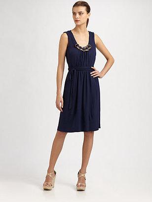 Milly Madeline Jersey Dress