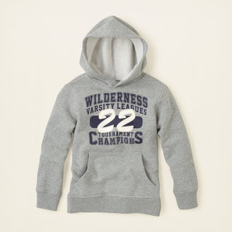 Children's Place Fleece pullover hoodie