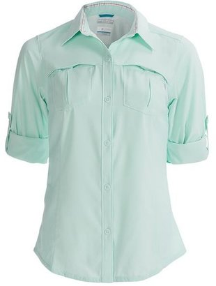 Columbia Saturday Trail Shirt - UPF 40, Stretch Ripstop, Long Sleeve (For Women)
