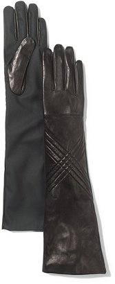 Vince Camuto Quilted Gloves