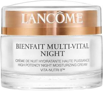 Lancôme BIENFAIT MULTI-VITAL NIGHT - High Potency Night Moisturizing Cream VITA-NUTRI 8
