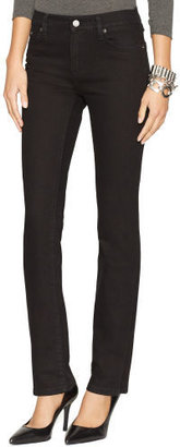 Lauren Ralph Lauren Ralph Classic Straight Black Denim