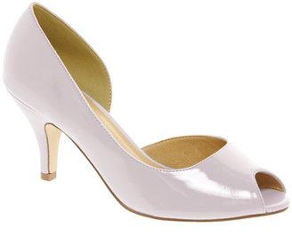 Asos SUGAR CUBE Heels with Peep Toe