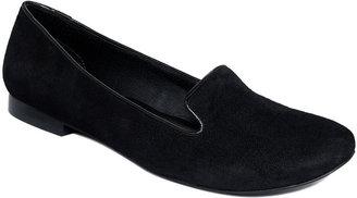 Steve Madden Women's Shoes, Croquet Smoking Flats