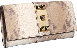 Vince Camuto Louise Pyramid Stud Flap Clutch