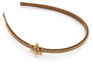 Swarovski Marie Hayden Side Flower Headband