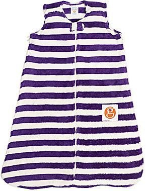 JCPenney Gunamuna Gunapod Striped Fleece Wearable Blanket - Purple