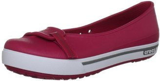 crocs Women's Crocband 2.5 Flat $15 thestylecure.com