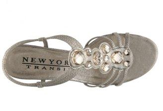 New York Transit Greater Cover Wedge Sandal