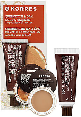 Korres Quercetin & Oak Advanced Antiageing Complexion Collection