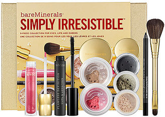 bareMinerals Simply IrresistibleTM 9-Piece Collection For Eyes, Lips, & Cheeks