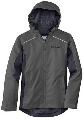 Columbia Big Boys' Wet Reflect Jacket