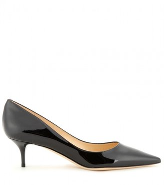 Jimmy Choo Aza patent-leather pumps