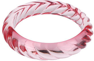 Forever 21 Tinted Lucite Bangle