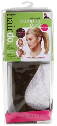 Hairdo. by Jessica Simpson & Ken Paves BumpUp Pony Tail Wrap-Straight (Chestnut) - Accessories