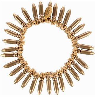 Cecilia Gonzales Spiked Pendant Bracelet