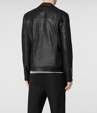 AllSaints Manson Leather Biker Jacket