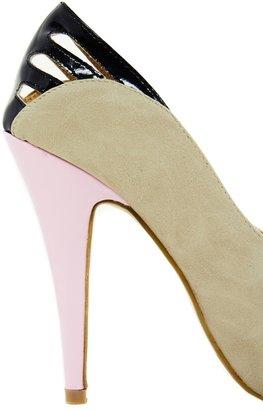 Sugarfree Shoes Sugarfree Lisette Heeled Shoe