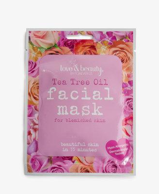 Forever 21 Tea Tree Oil Facial Mask