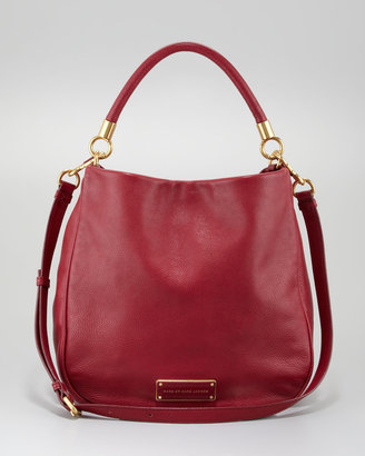 Marc by Marc Jacobs Too Hot To Handle Hobo Bag, Lipstick Red