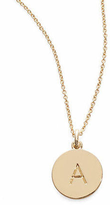 Kate Spade One in A Million Pendant Letter Necklace