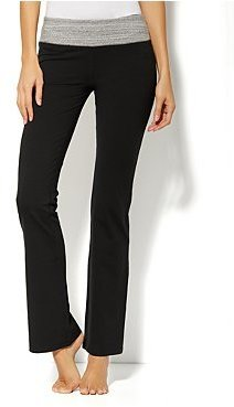 New York & Co. Love NY&C Collection − Contrast-Waistband Yoga Pant