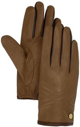 Vince Camuto Women's Quilted Contrast Leather Glove