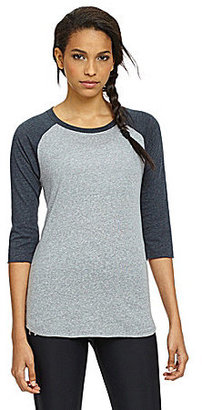 Under Armour Charged Cotton Undeniable Long-Sleeve Top