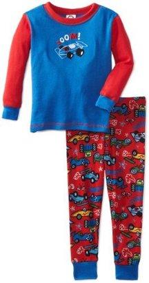 Gerber Baby-Boys Infant 2 Piece Top With Race Print Pajama Pant