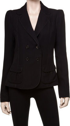 Max Studio Double Breasted Jacket